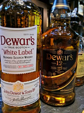 Aberfeldy Distillery - Dewars World of Whisky