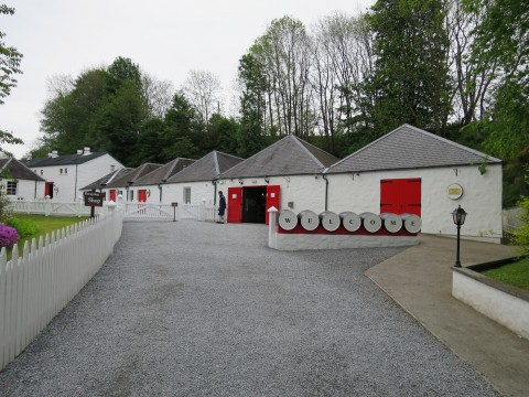 The Edradour Distillery